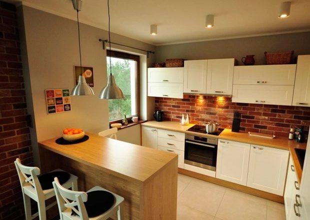 светильник на кухню, кухня под заказ