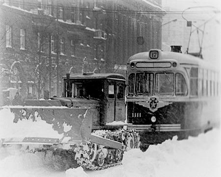 снегопад 1970 года