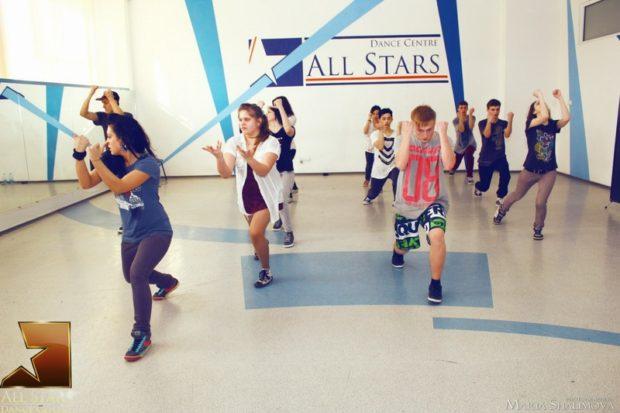 Школа танцев All Stars