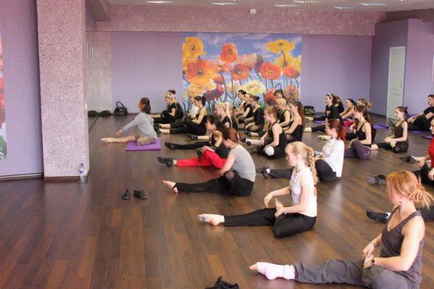 Тренировка в Litvinov Dance