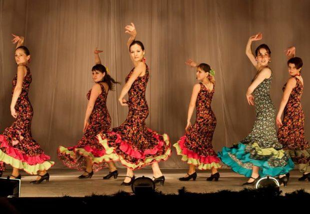 Выступление Solas соn Flamenco