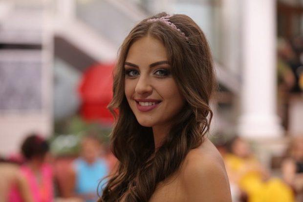 "Алена Лесык, победительница шоу ""Холостяк"""
