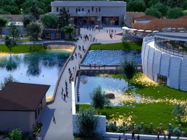 реконструкция Харьковского зоопарка