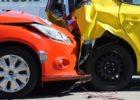 Машина после аварии