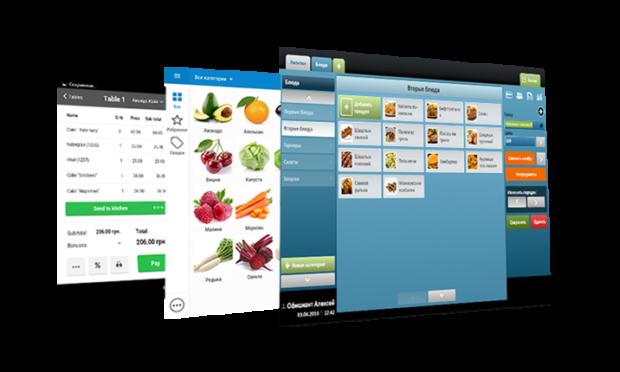 POS-система автоматизации кофейни