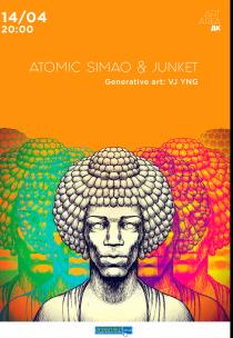 Atomic Simao & Junket Харьков