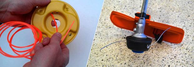диаметр лески для мотокосы: какой лучше