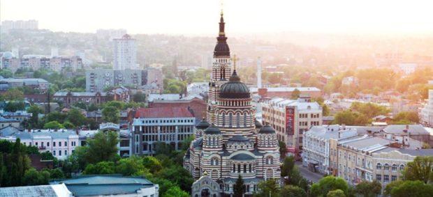 Легенды об основании Харькова