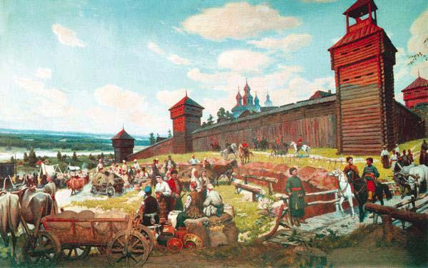 Реконструкция Харьковской крепости