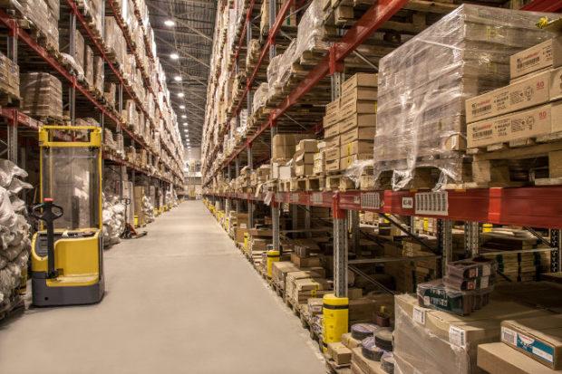 товары на складе