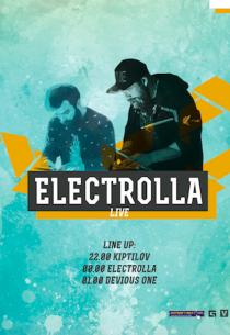 Electrolla live Харьков