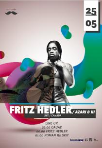 Fritz Helder / Azari & III (Canada) Харьков