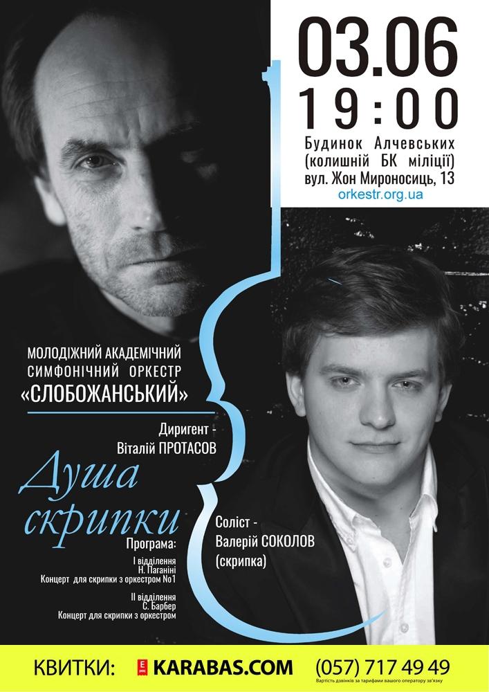 Душа скрипки Харьков