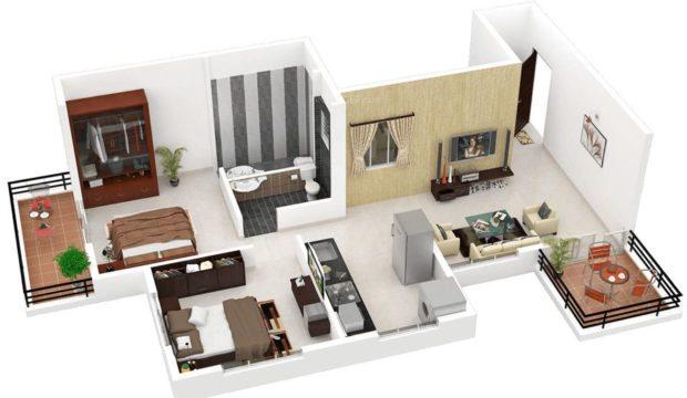 Охранная система для квартиры