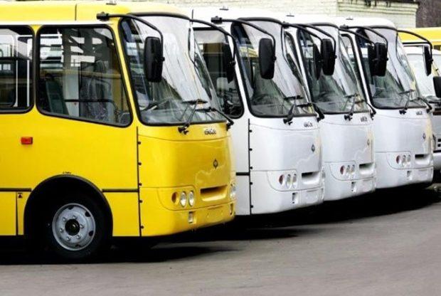Перевозчик, автобусы