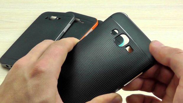Чехол-Накладка для Samsung Galaxy J7