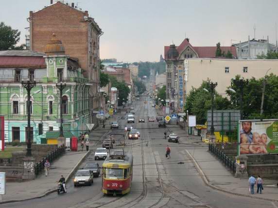 Панорама Полтавского шляха