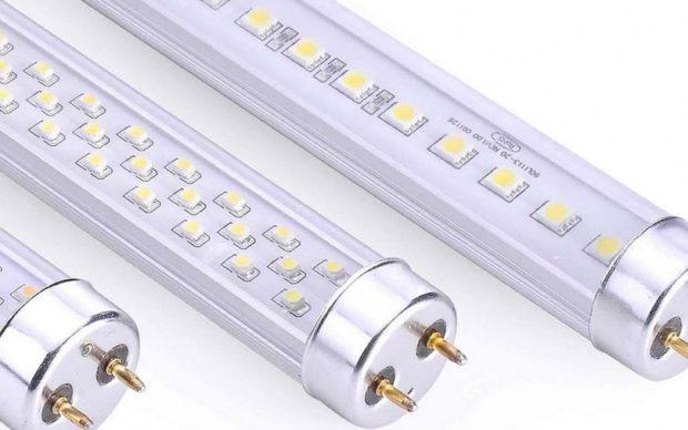Светодиодные лампы дневного света