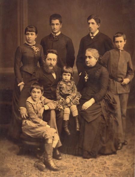 Семья Алчевских