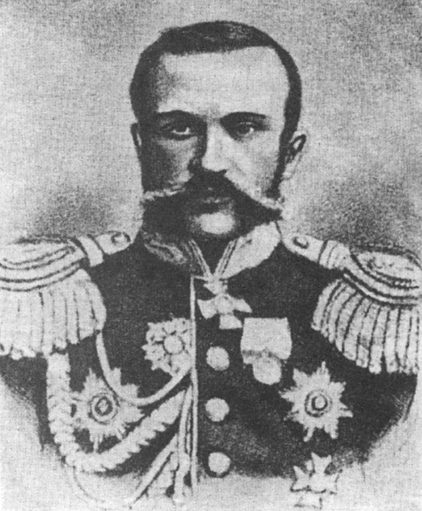 Дмитрий Кропоткин