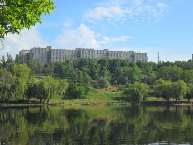 Петреньковский пруд