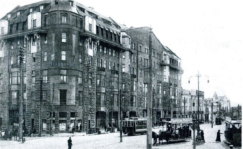 Здание Купеческого банка