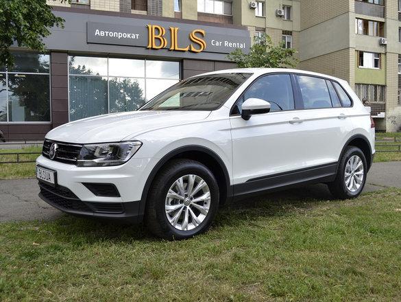 Аренда Volkswagen Tiguan от BLS