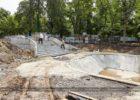 На строительство туалетов в Саду Шевченко потратят еще 25 млн