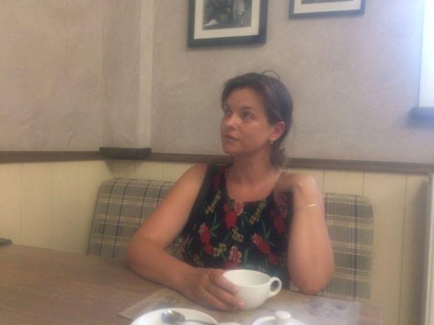 Интервью с Ирой Потаниной