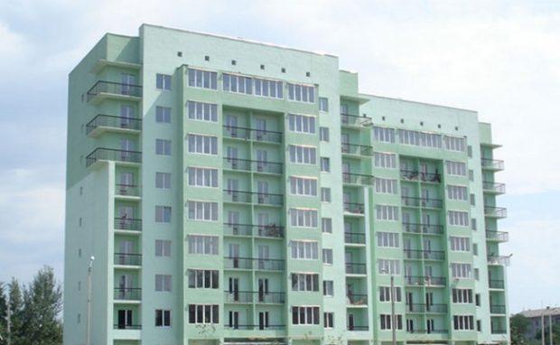 Дом на ул. Сомовская 12а