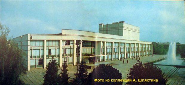 ДК ХТЗ в Советские годы, частная коллекция