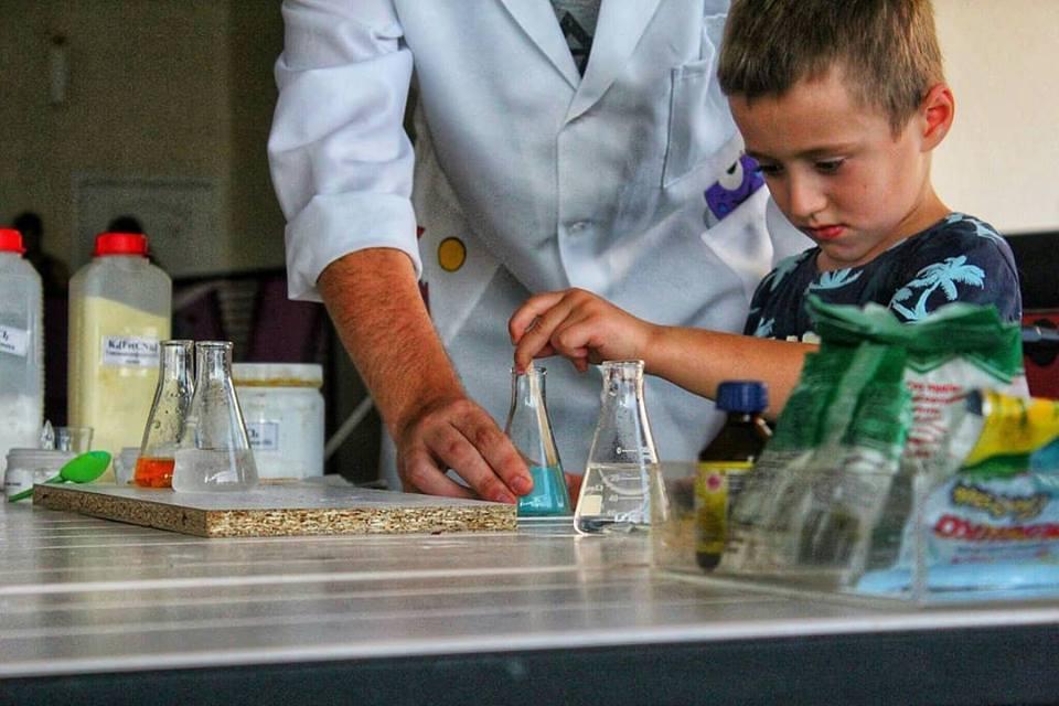 WOOM музей научных открытий