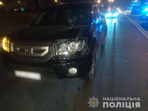 На Клочковской насмерть сбили пешехода