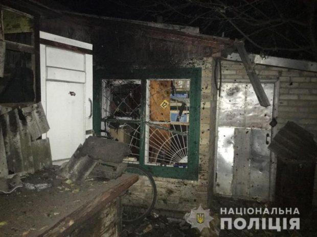 Под Харьковом в результате взрыва снаряда погиб мужчина