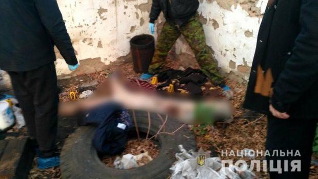 На Харьковщине муж убил жену и инсценировал изнасилование