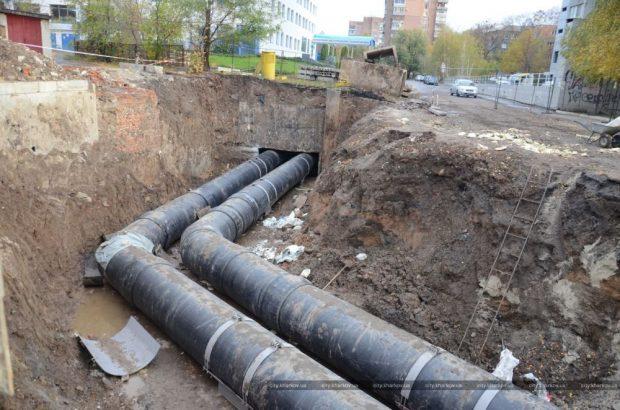 В Харькове тепло дали в 80% домов
