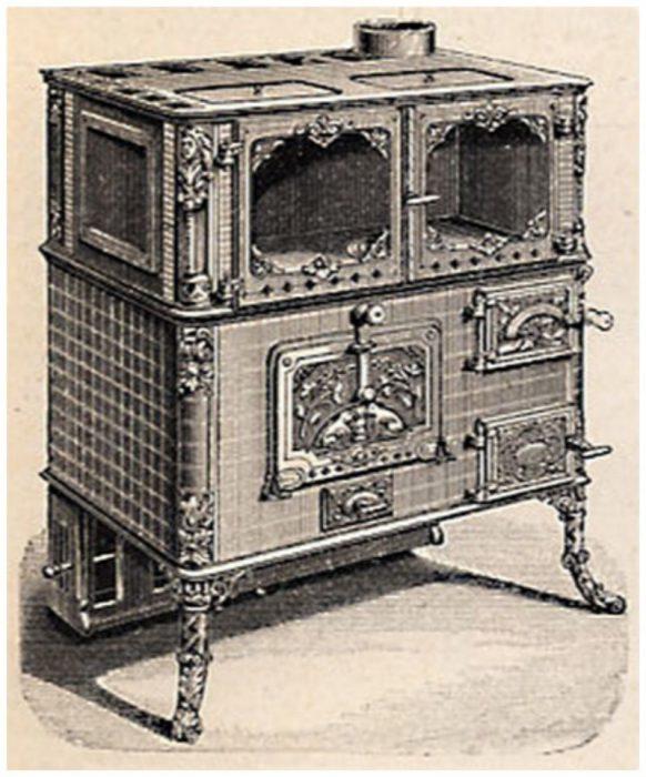 Эволюция газовой плиты: от древности до наших дней