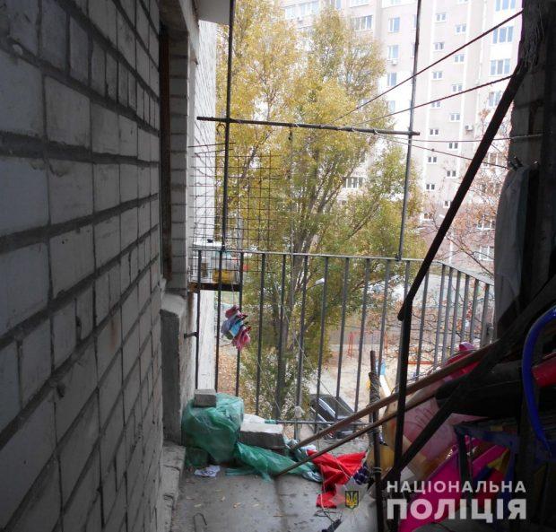 В Харькове школьница покончила жизнь самоубийством