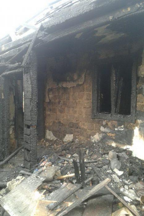 В Харьковской области курение в доме стоило мужчине жилья