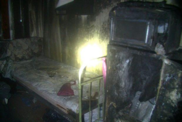 Горело общежитие ХНУРЭ: пострадали шесть студентов