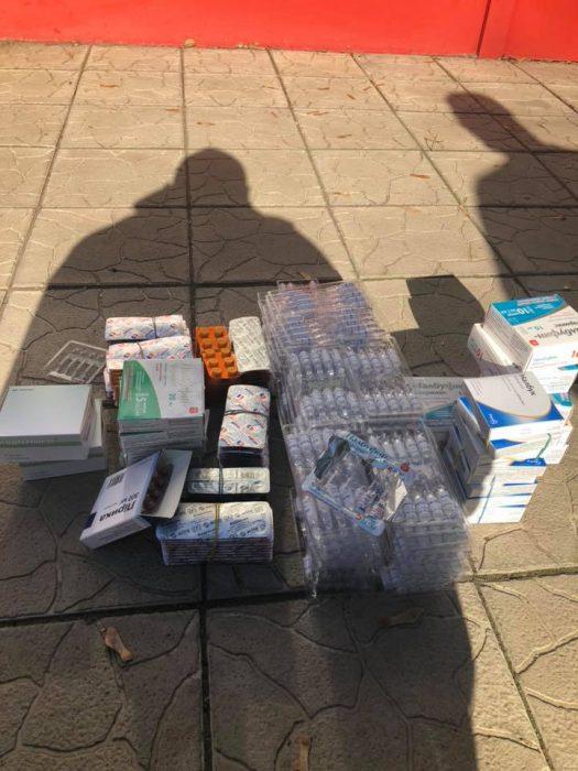 В Харькове активисты разоблачили очередную аптеку на продаже наркотиков