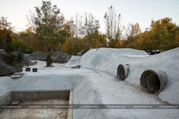 Часть Саржиного яра открыли после реконструкции