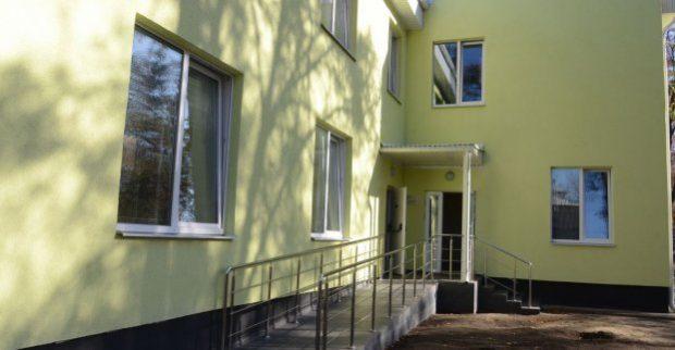 В Харькове открыли обновленный Центр реинтеграции для бездомных людей