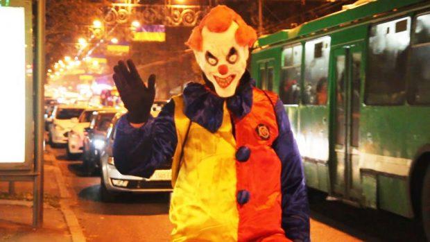 Хэллоуин 2018 в Харькове