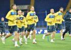 Сборная Украины провела в Харькове открытую тренировку для болельщиков