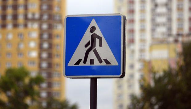 В Украине предлагают запретить разговаривать по телефону на пешеходных переходах