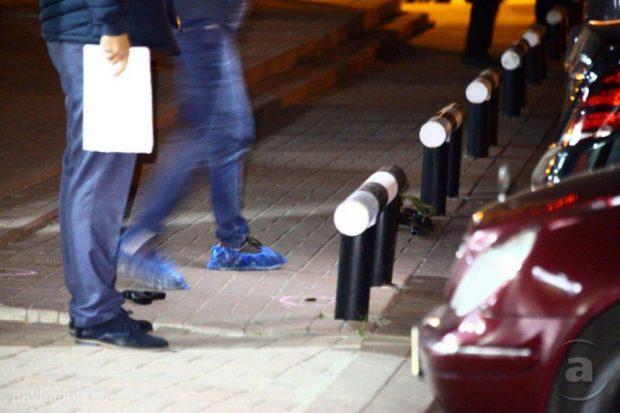 В центре Харькова стреляли из автомата: один человек ранен
