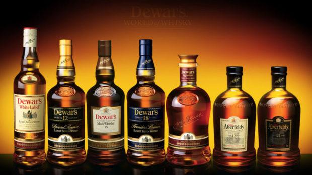 Процесс изготовления шотландского виски