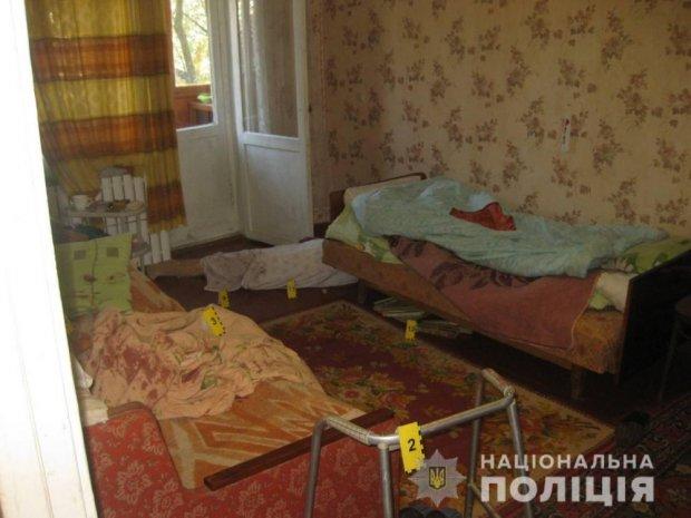 В Харькове пенсионер убил собственную жену