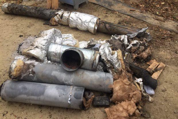 В Харьковской области произошло семь пожаров при эксплуатации печного отопления